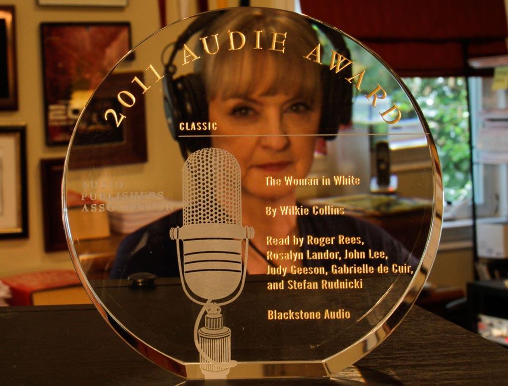 Gabrielle de Cuir - Audie Award