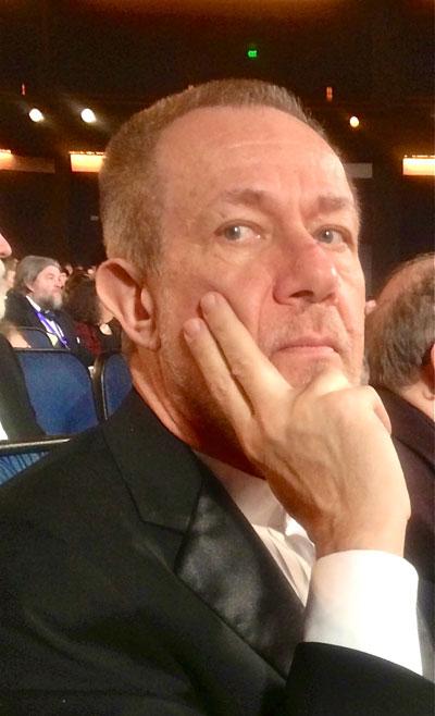 Stefan Rudnicki at Grammys