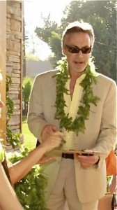 Robin Sachs - Luau Oscar Night 2012 at Skyboat