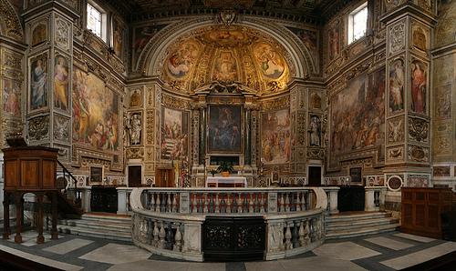 Santa Susannah Church in Rome.