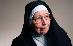 The fabulous Sister Wendy