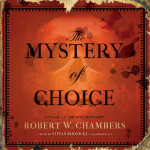 Audiobook cover - The Mystery of Choice