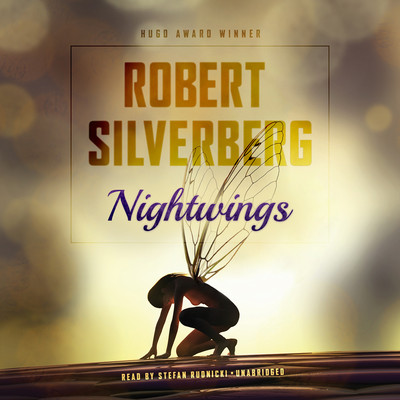 Audiobook cover - Nightwings
