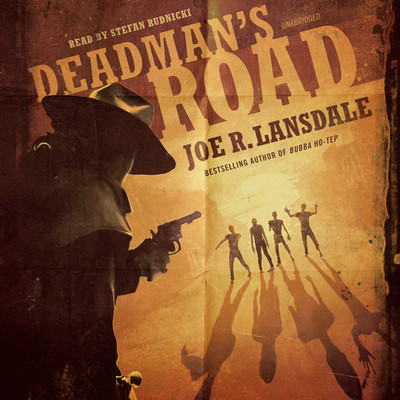 Audiobook cover - deadman's road
