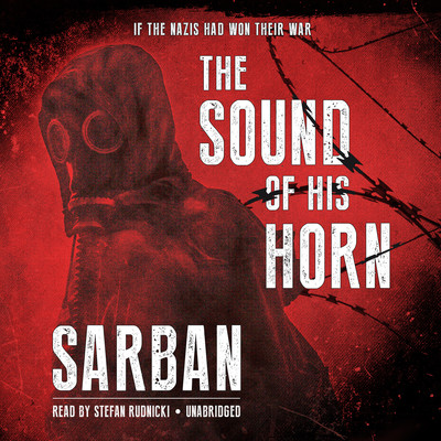 Audiobook cover-Sound of His Horn