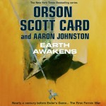 audiobook cover-Earth Awakens