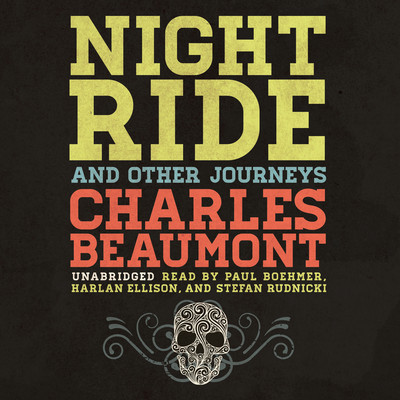 audiobook cover - Night Ride