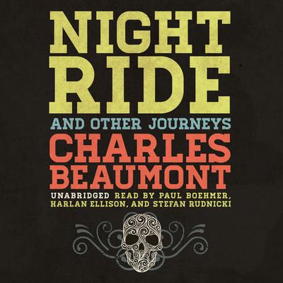 audiobook cover - Night Ride