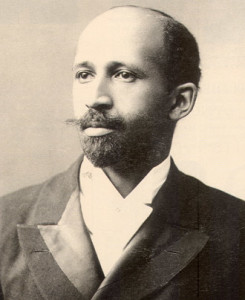 Author photo - Du Bois