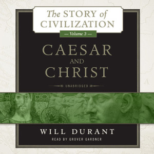 cover-audio-Durant-caesar and christ book 3 - grover