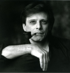 Harlan Ellison through the magic lens of legendary photographer Stathis Ophanos. ©2015
