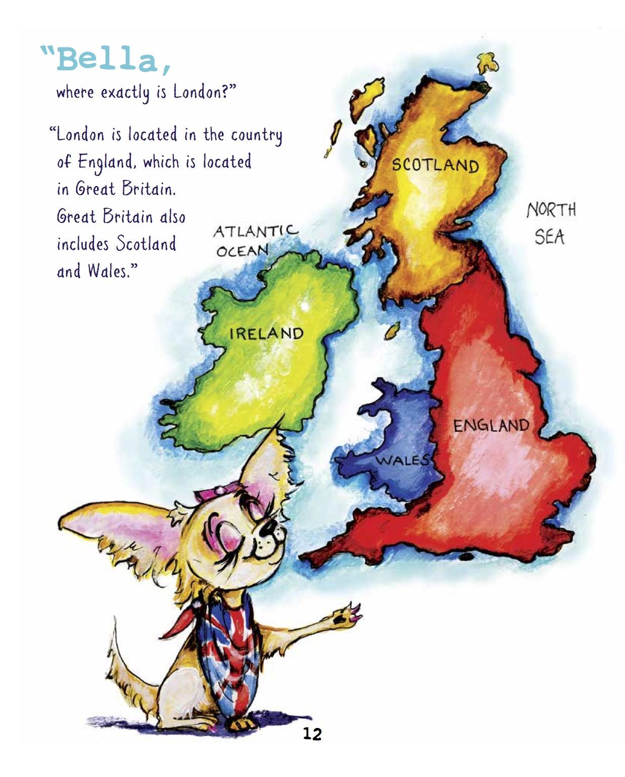 English adventures await