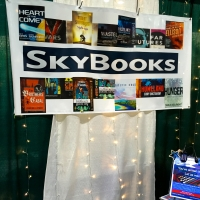 Opening Day at Skyboat Booth